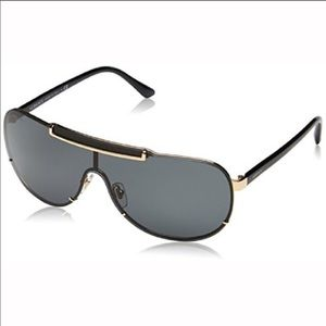 Men's authentic Versace sunglasses